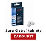 Jura čistící tablety