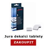 Jura dekalcifikační tablety